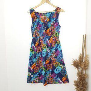 George | Bright Print Mini Dress Sleeveless
